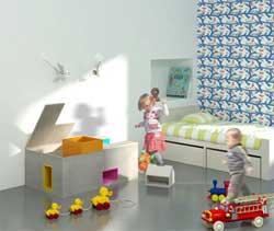 coffre a jouets design