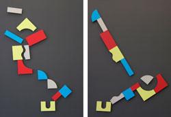 Circuit à billes design