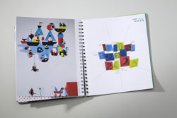 Calendrier PLAY ! Design for kids