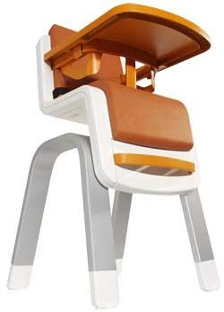 chaise haute nuna