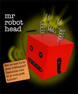 robot jouet ecologique