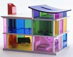 maison de poupée kaleidoscope house