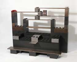 lunablocks dfork. Black Bedroom Furniture Sets. Home Design Ideas