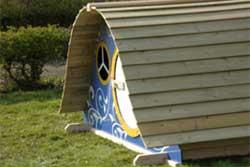 maison design pour enfants