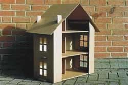 maison poupée carton paperprod