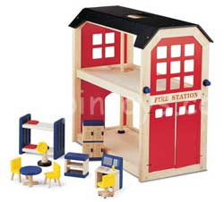 caserne pompier pintoy