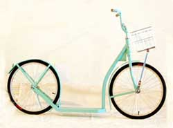 Trottinette design enfant et adulte