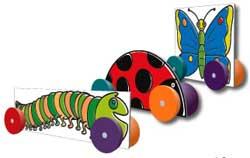 click & roll sculpture-jeux