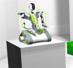 robot spykee