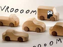 petite voiture bois tobeus