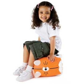 valise enfant trunky