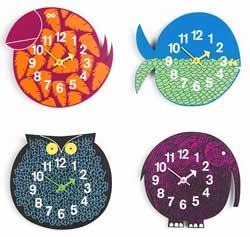 horloges zoo timers vitra