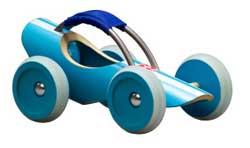 voiture bambou e-racer